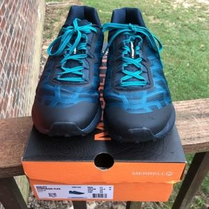NWB Merrell Agility Synthesis Flex Sneaker Size 11